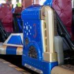 New Ride Vehicles Star Wars Hyperspace Mountain Disneyland paris