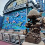 Tokyo Disney Sea - Nemo & Friends Searider