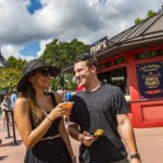 Epcot International Food & Wine Festival: France Marketplace