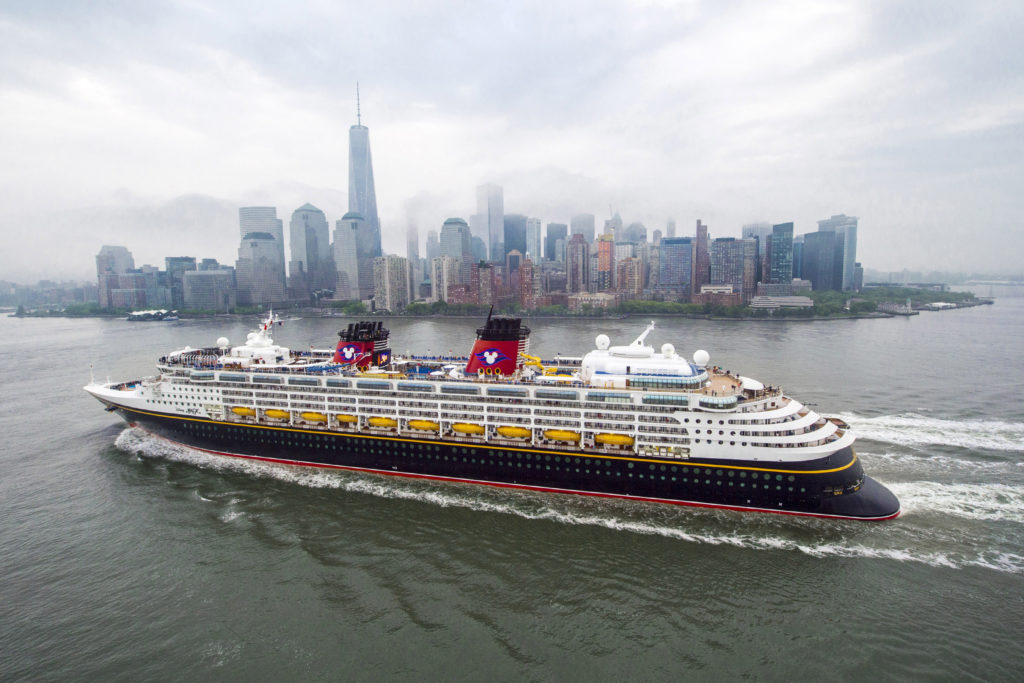 Disney Cruise Line - New York