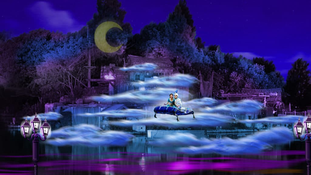 Fantasmic Concept Art