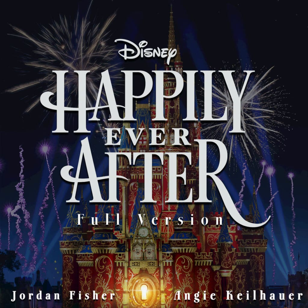 Happily Ever After Poster - Walt Disney World