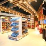 Shanghai Disney Resort Shanghai Hongqiao International Airport Two New Merchandise Locations