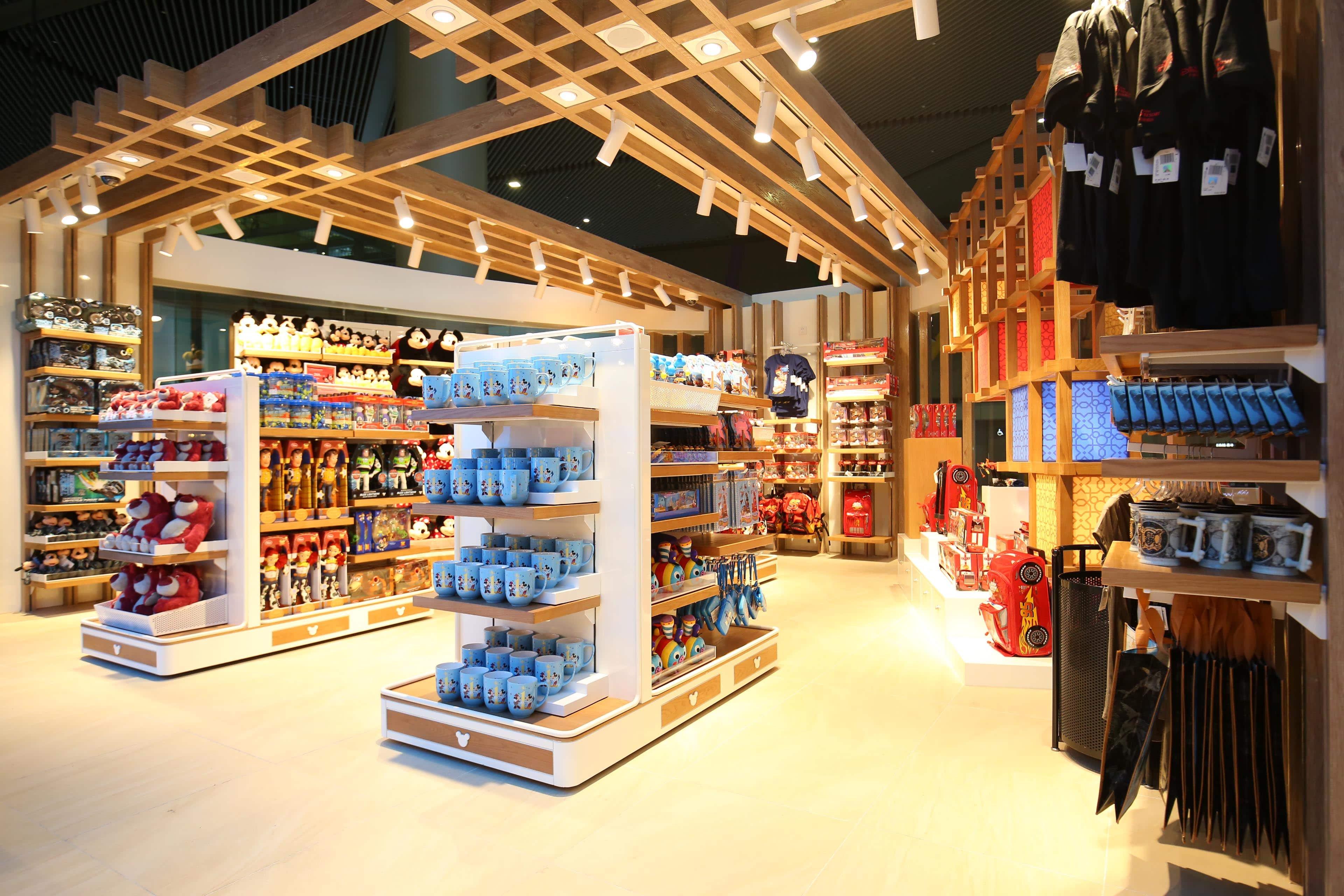 Shanghai Disney Resort Opens Two New Merchandise Locations