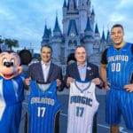 The Orlando Magic - Walt Disney World