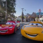 Meet Cruz Ramirez Cars Land