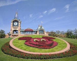 Shanghai Disneyland - Entrance