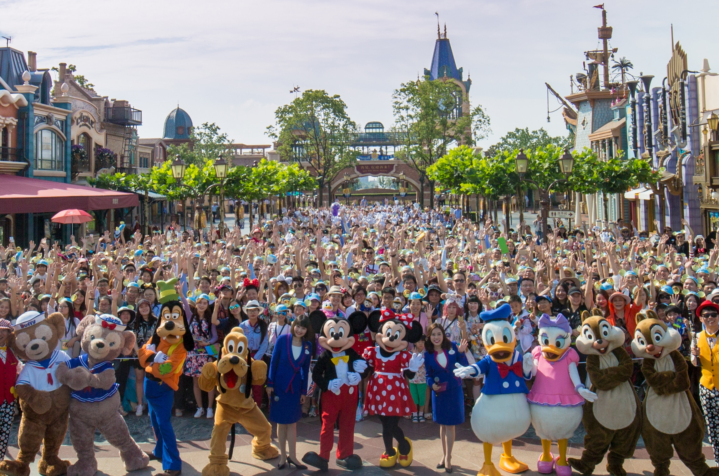 First Anniversary Shanghai Disney Resort