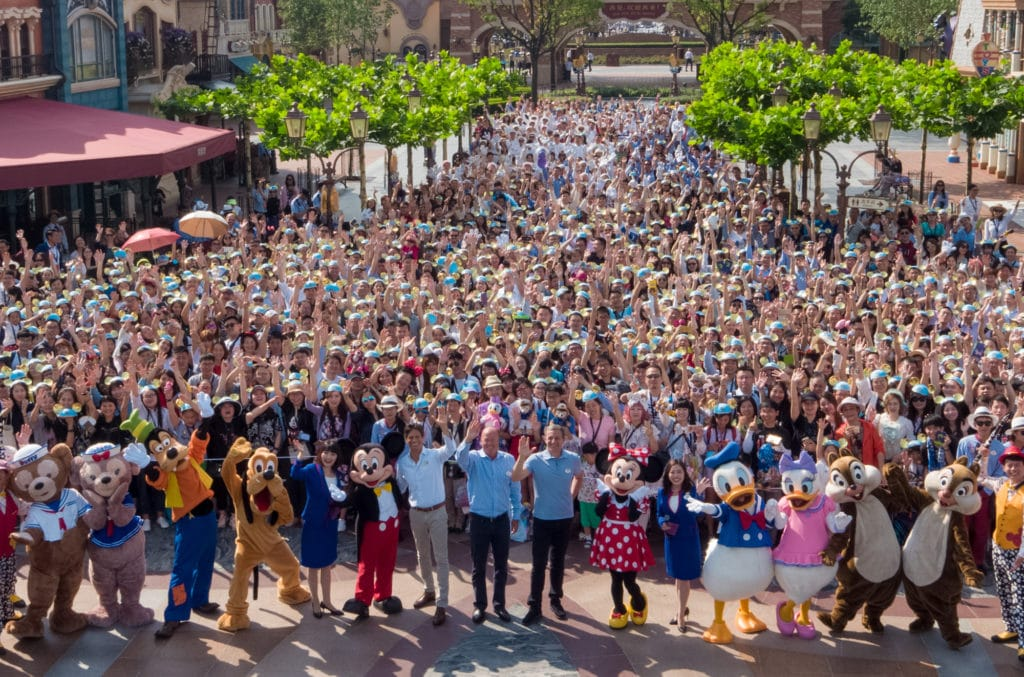 First Anniversary Shanghai Disney Resort