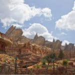 Ornament Valley / Cars Land