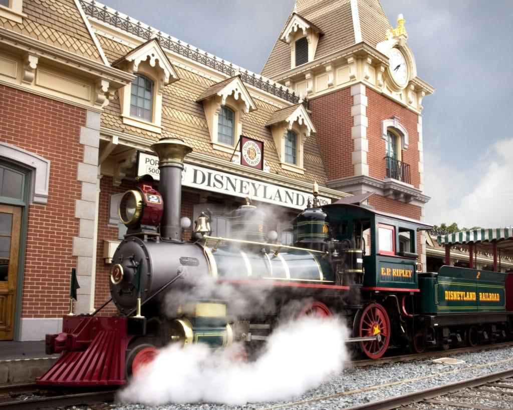 Disneyland Rail Road