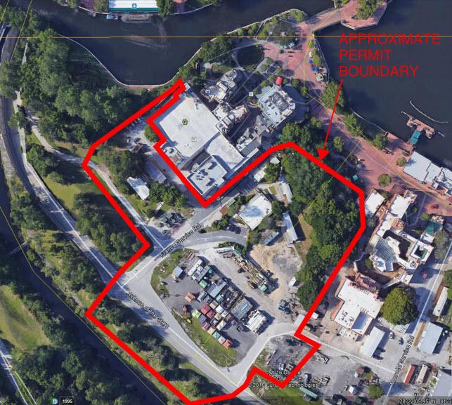 EPCOT France Pavilion Permit