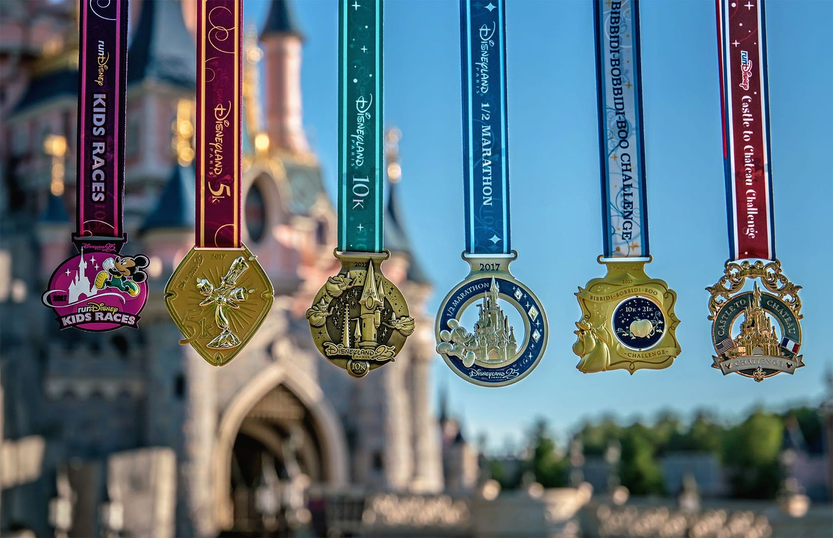 runDisney Disneyland Paris 2017