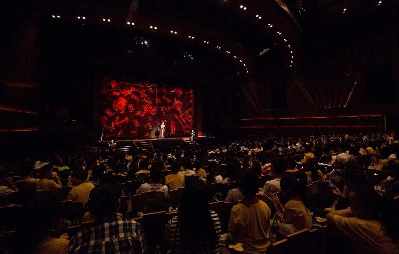 shanghai Lion King Anniversary