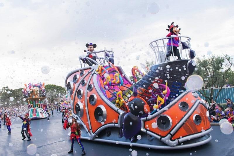 Tokyo Disneyland Halloween Pop 'n Live