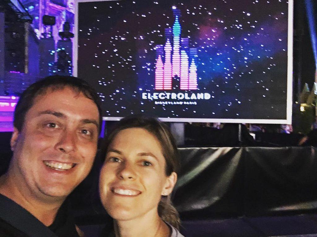 Electroland 2017 - Walt Disney Studios Park