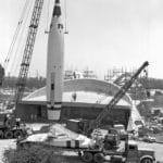 TOMORROWLAND UNDER CONSTRUCTION (1955)