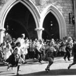Opening Day Disneyland