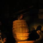 Pirates of the Caribbean - Disneyland Paris - Captain Jack barrel