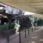 Pirates of the Caribbean - Disneyland Paris - Queue outside