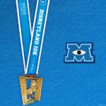 Disneyland Half Marathon Weekend Medals