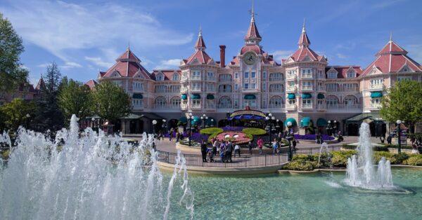 Disneyland Parijs - Disneyland Hotel