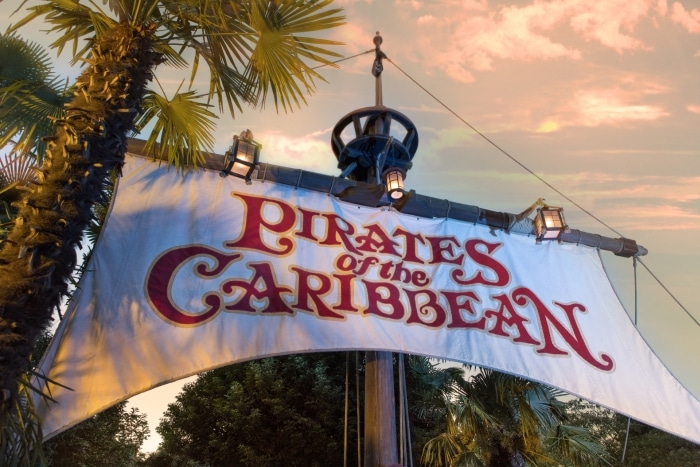 Pirates of the Caribbean - Disneyland Paris
