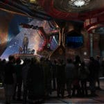 Guardians of the Galaxy - Epcot - D23