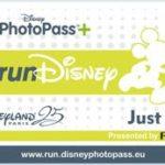 Disneyland Paris runDisney Photopass