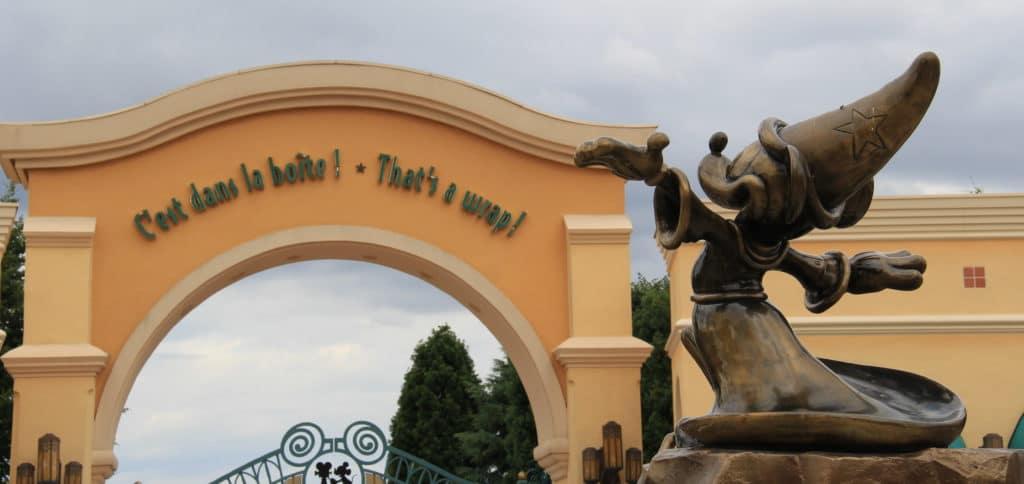 Thats a wrap - Walt Disney Studios DLP