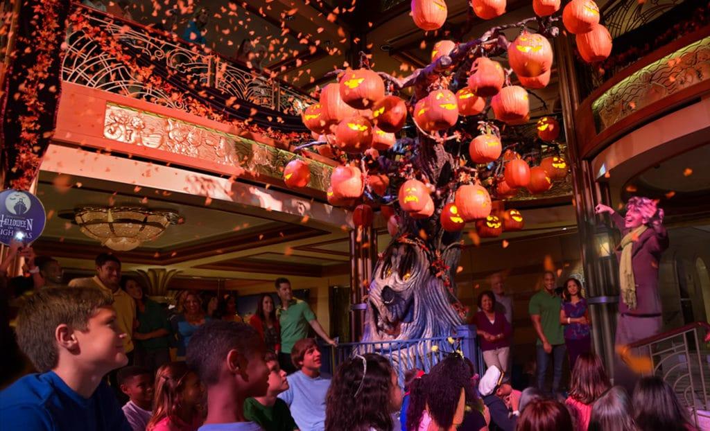 Halloween on the High Seas - Disney Cruise Line