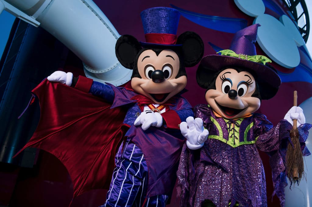 Halloween on the High Seas - Disney Cruise Line
