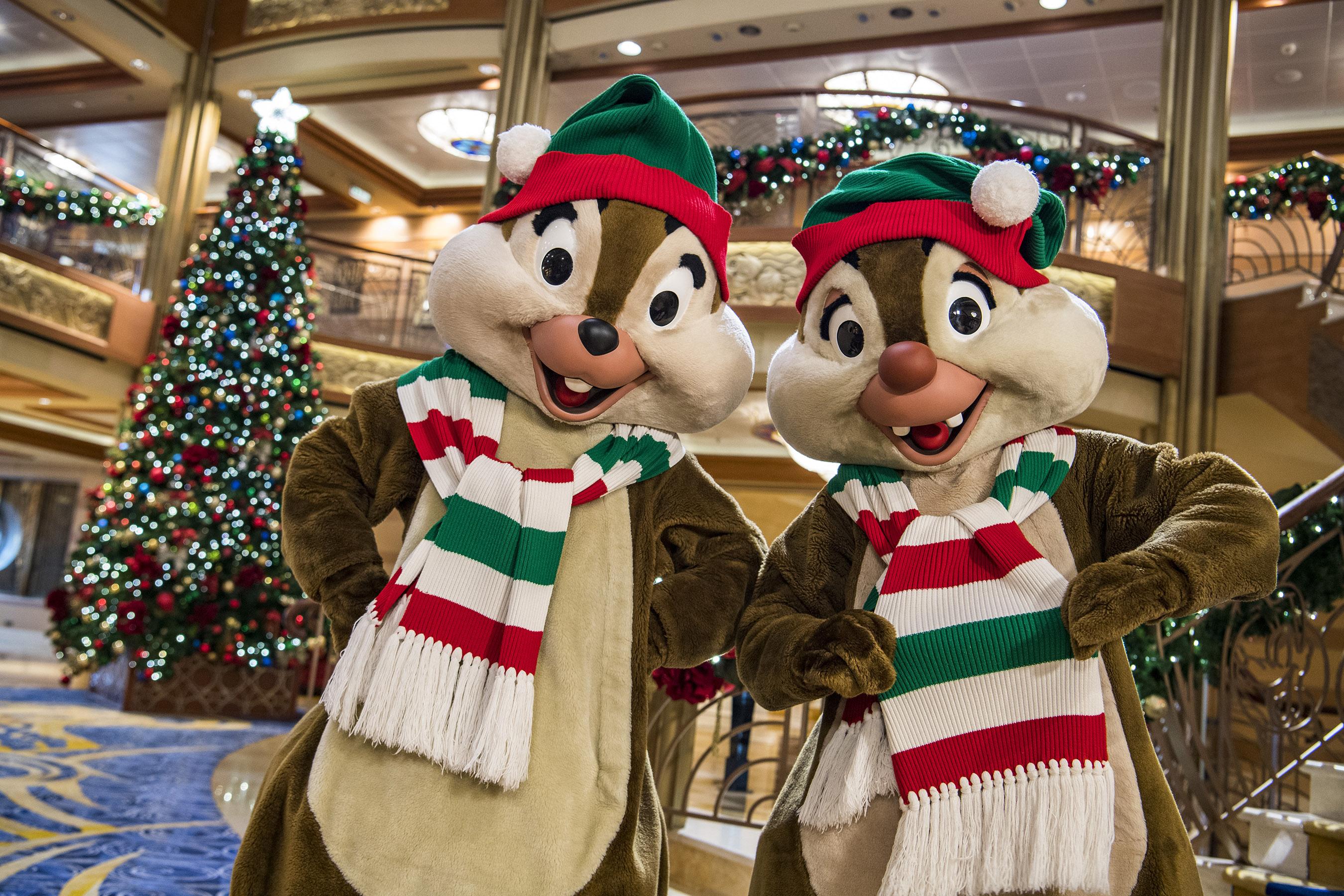christmas - Disney Christmas Cruise