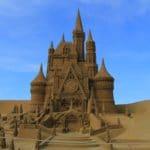Disney Sand Magic - Cinderella Castle