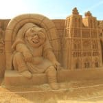 Disney Sand Magic - Hunchback of the Notre damme