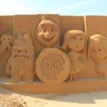 Disney Sand Magic - Inside Out