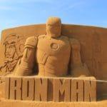 Disney Sand Magic - Iron Man