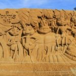 Disney Sand Magic - It's a Bug's Life