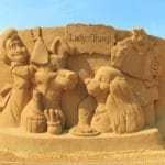 Disney Sand Magic - Lady and the Tramp