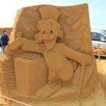 Disney Sand Magic - Scrooge McDuck