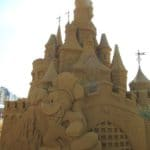 Disney Sand Magic - Sleeping Beauty Castle