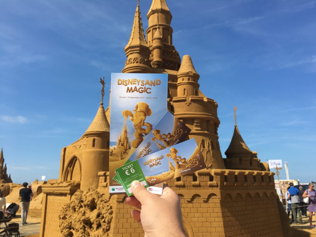 Disney Sand Magic 2017