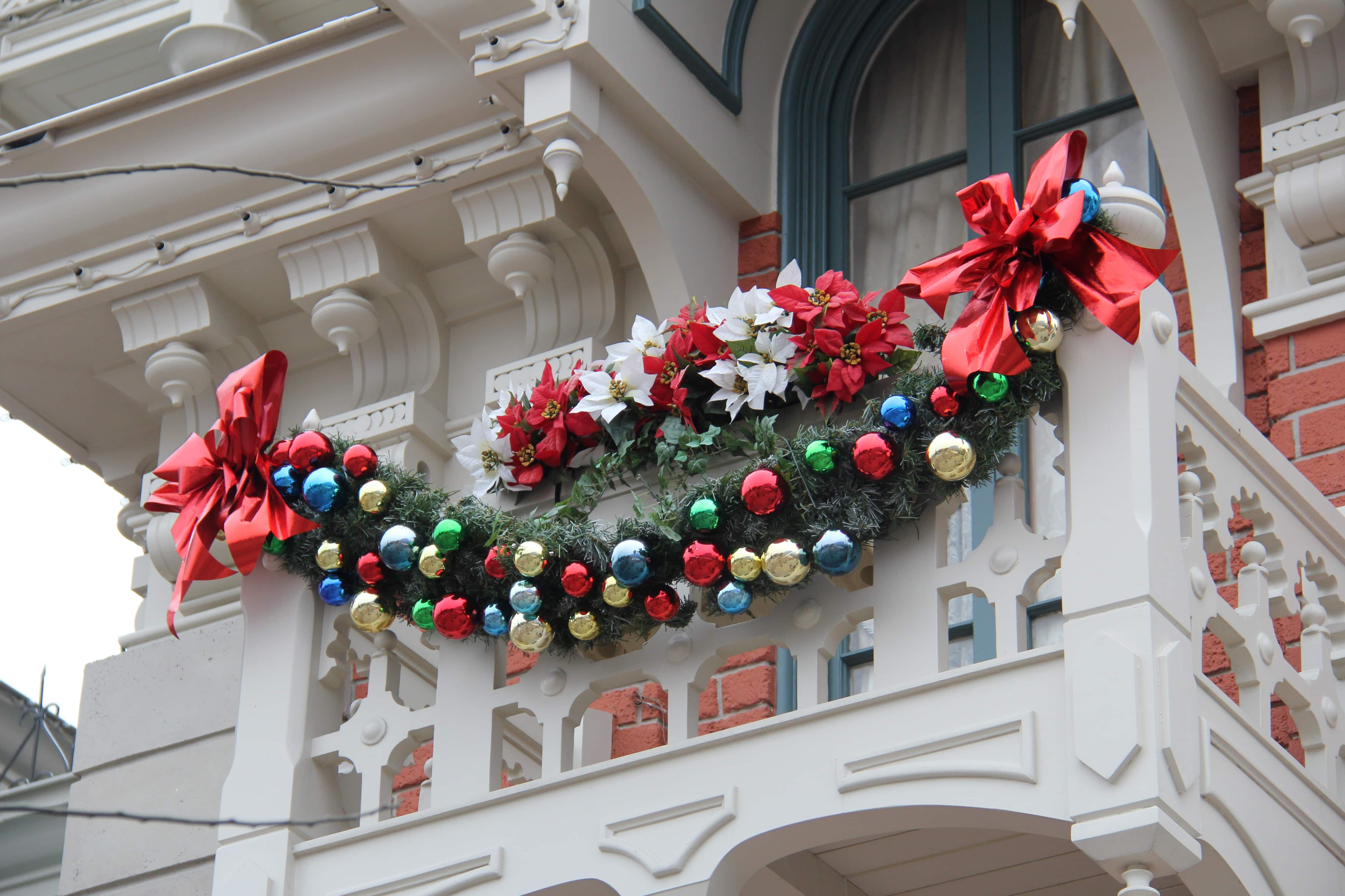 along - Disneyland Christmas Decorations