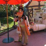 Disneyland Paris Halloween Goofy