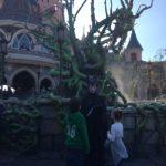 Disneyland Paris Halloween Malficient