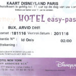 Disneyland Paris Hotel Easy Pass - Extra Magic Hours