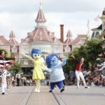 Disneyland Paris - Tuesday is a Guest Star Day - Joy and Sadness
