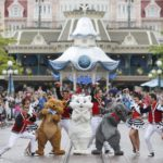 Disneyland Paris - Tuesday is a Guest Star Day - The Aristocats