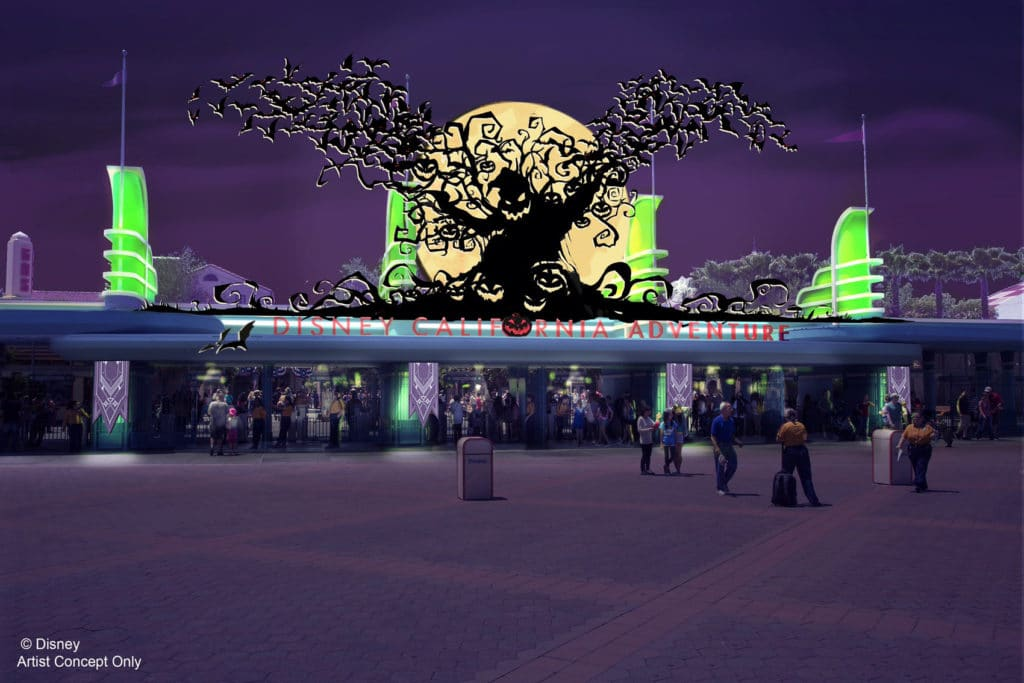 Disneyland Resort - Halloween