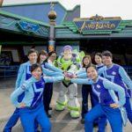 Hong Kong Disneyland - Final Mission Buzz Lightyear Astro Blasteres